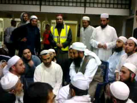Tariq Jamel Saib - Liverpool Salana Ijtema 2011- Masjid Ar Rahman. video