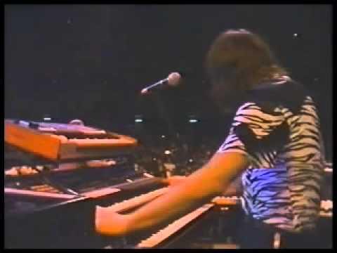 Alcatrazz (w/ Steve Vai) -- Power Live (Tokyo, 1985)