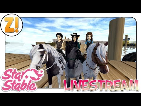 Star Stable [SSO]: Langer PONY Levelstream! #454 MITTWOCHSUPDATE | Let's Play [DEUTSCH]