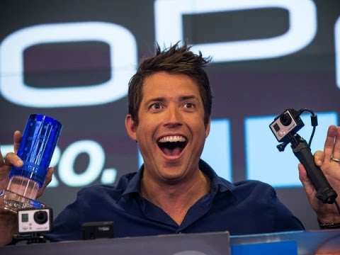 GoPro founder Nick Woodman became a billionaire - Amazing Story