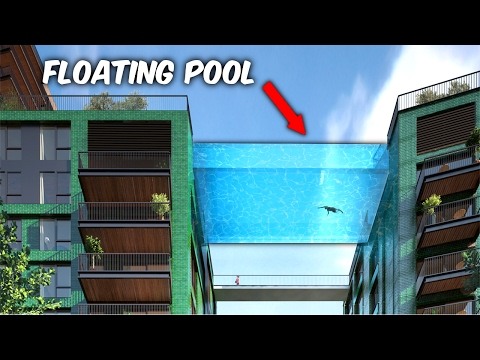 5 Most INSANE Swimming Pools Ever! ( Coolest, Most Expensive Pools )