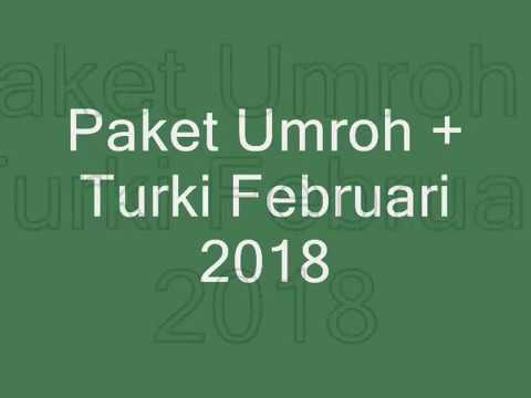 Video gambar umroh plus turki