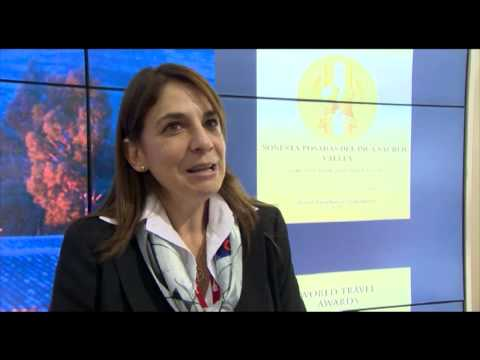 Claudia Miranda, director sales & marketing, Sonesta Collection @ WTM 2012