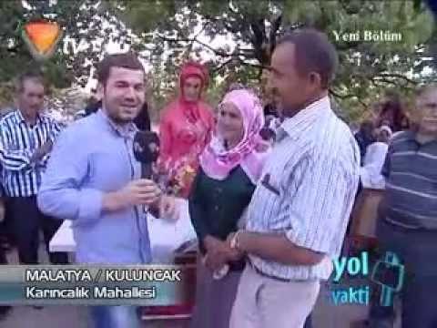 Malatya Kuluncak-Karıncalık Köyü YOL VAKTİ (Vuslat TV)