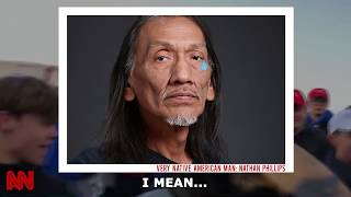 Nathan Phillips Endorses AntiNews