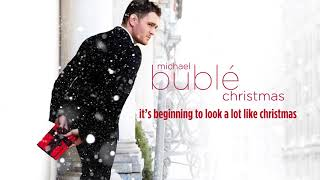 Michael Bublé It 39 S Beginning To Look A Lot Like Christmas Official Hd Audio