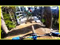 Riding With Legendary Pro Downhillers Down Whistler's Craziest Trails  Whistler Part 4 Of 4