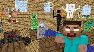 Monster School :  Season 1 - Minecraft Animation