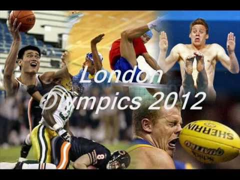 The Ultimate Funniest London Olympic Games 2012 Pictures
