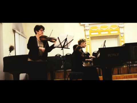"""Жюль Массне - РАЗМЫШЛЕНИЕ"""" (""""Meditation"""") из оперы """"Таис"""" для скрипки и фортепиано Партия скрипки"""