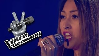 Worth It Fifth Harmony ft Kid Ink Samantha Kronz Cover The Voice of Germany 2015 Audition