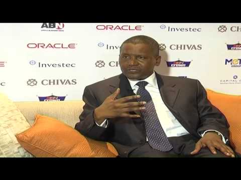 Dangote Group's expansion plans