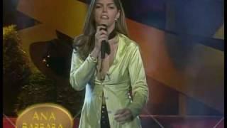 Ana Barbara - Ay Amor