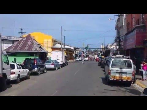 limon Costa Rica Tour