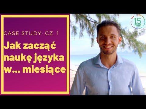 Case Study Odc. 1: Jak Zacząć Naukę Języka