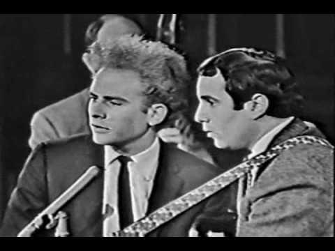 Simon&Garfunkel - A Most Peculiar Man (Live Canadian TV, 1966)