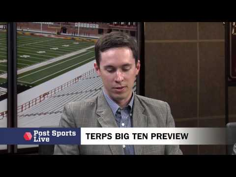 What is the ceiling for the Terps in the Big Ten?