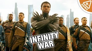 How Wakanda Will Be Essential to the Avengers Surviving Infinity War! (Nerdist News w/ Amy Vorpahl)