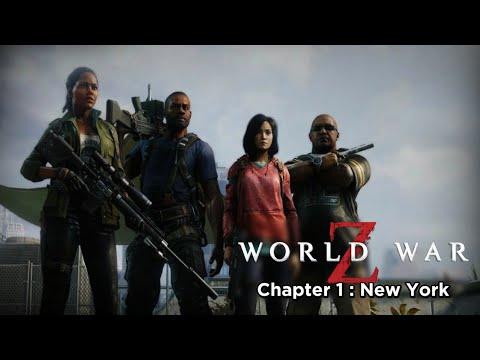 World War Z Indonesia 1 New York - Perang Melawan Zombie Suzuran Parah - Acara Seribu