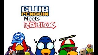 Cooking | Club Penguin Meets Roblox Part 1 | Club Penguin Meets Roblox Part 1