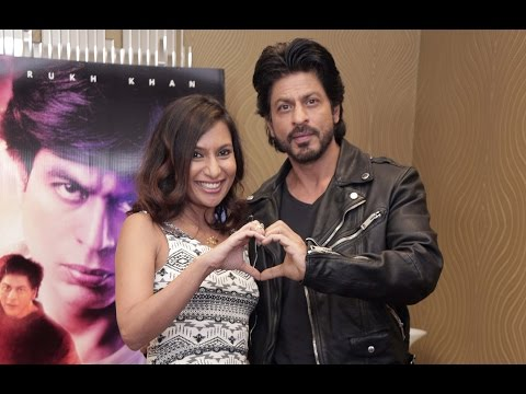 MissMalini asked Shah Rukh Khan Fan Questions Sent By Bollywood Celebrities!