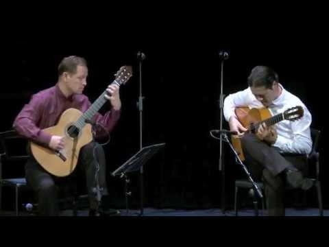 Manuel Herrera y Marcelo de la Puebla interpretan La alfalfa de R. Riqueni