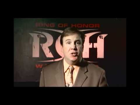 0 INSIDE RING OF HONOR WRESTLING   EP 8 #WATCHROH