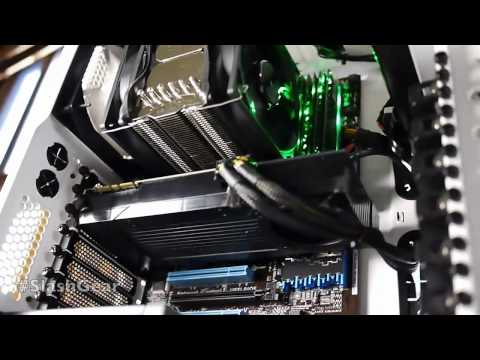 AVADirect Quiet Gaming PC hands-on innards tour