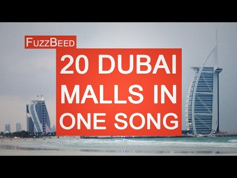 The Malls of Dubai - Song by Rohit