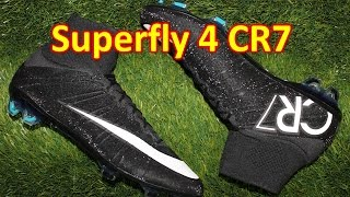 Nike CR7 Mercurial Superfly 4 Gala Glimmer - Review + On Feet