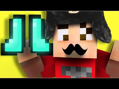 Minecraft: THESE ARE MY BOOTS (SONG)   Toby & Tim