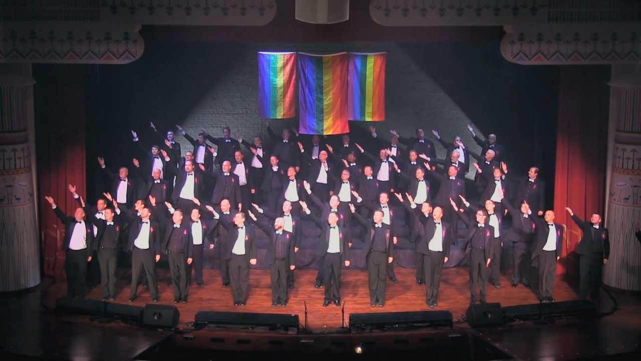 Columbus gay mens chorus