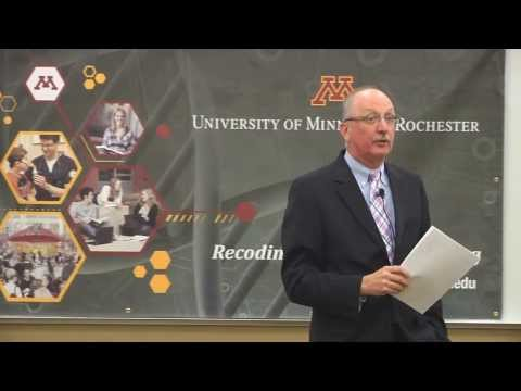 "University of Minnesota Rochester (UMR)  ""State of the Campus 2013 Event"""