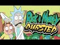 RICK AND MORTY DUBSTEP With Lyrics mp3