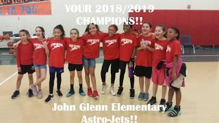 Grace 2018-2019 4th Grade Girls Basketball