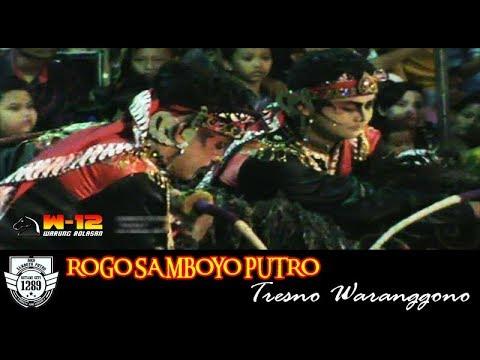 Tresno Waranggono Lagu Jaranan Rijik Rogo Samboyo Putro