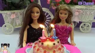 Thơ Nguyễn - Đồ chơi popin cookin làm bánh sinh nhật dành tặng cho người bạn thân