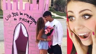 Cutest Promposals That Will Make You Cry !