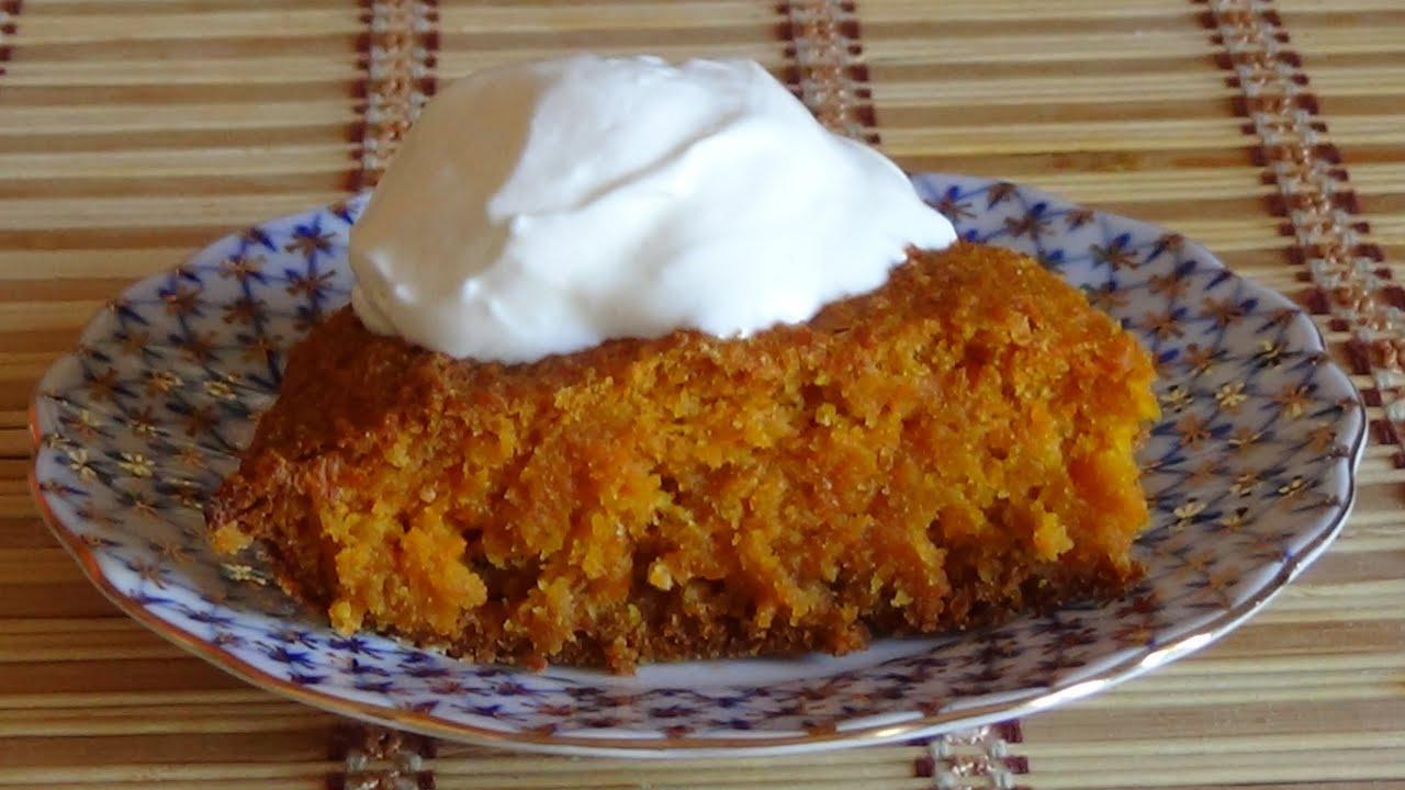 Морковная запеканка рецепт пошаговый с