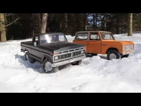 Headquake's RC - #174 (2 old Fords) Mar.26 2014