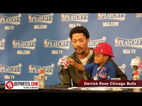 Derrick Rose Chicago Bulls game 4 vs Cleveland Cavaliers