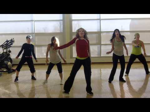 Zumba Fitness, Low (apple Bottom Jeans), Mj Murphy, Kingston, Ontario video