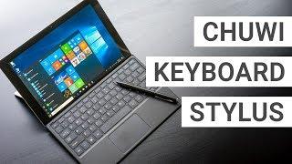 Chuwi SurBook Mini Keyboard & Stylus Review