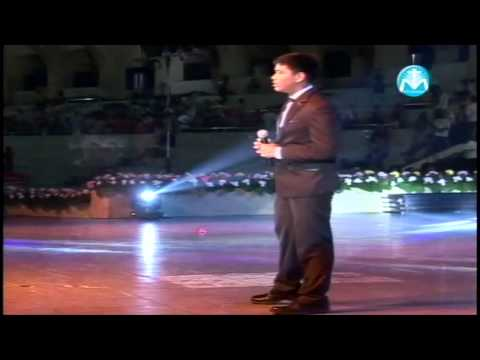 """Mark Anthony Atienza performing """" You Raise Me Up"""" @ Quirino Grandstand COVERED BY TV MARIA"""