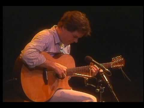 Leo Kottke - The Train and the Gate, Vaseline Machine Gun medley