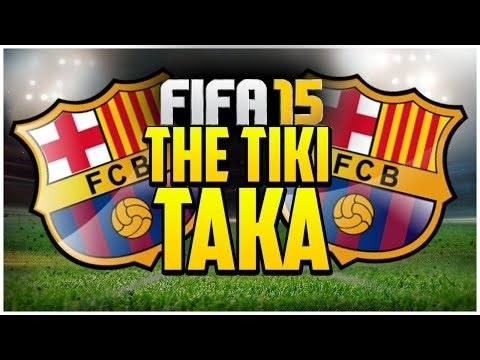 LETS GO FIFA 17 - TOP 25 BEST TIKI TAKA GOALS OF THE YEAR - FIFA 15