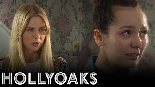 Hollyoaks: Cleo Confides in Holly