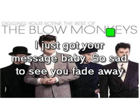 Blow Monkeys   Diggin' Your Scene
