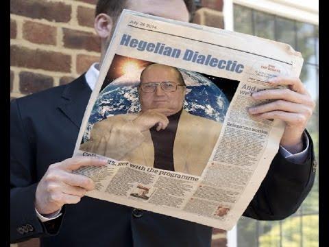 Jordan Maxwell Explains Hegelian Dialectic & Shootings In Chicago Today
