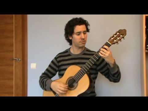 Leo Brouwer - Estudios Sencillos V